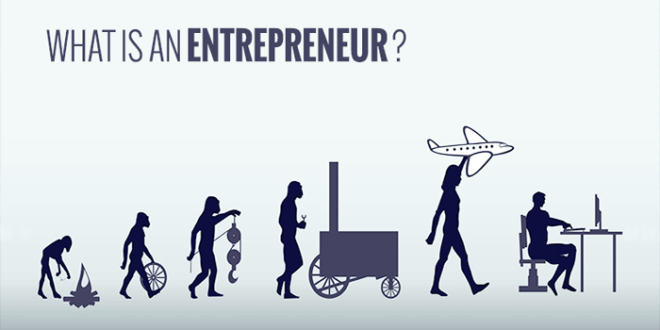 Entrepreneur Definition and Characteristics